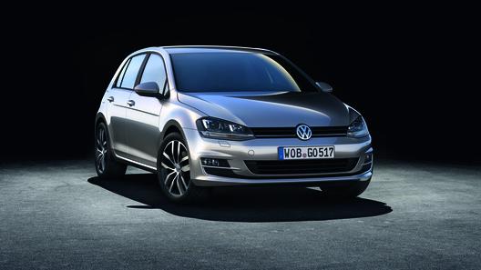 Volkswagen представил седьмое поколение Golf