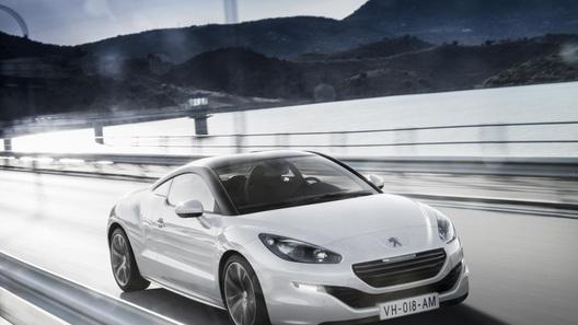 Обновленный Peugeot RCZ приедет в Россию в апреле