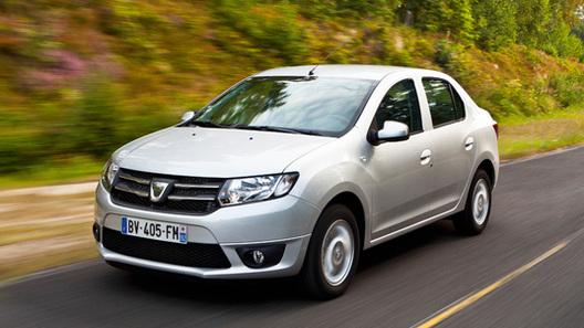 Снимки нового Renault Logan попали в Сеть