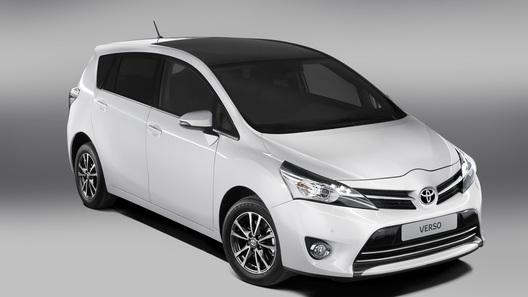 Компактвэн Toyota Verso получит немецкий дизель