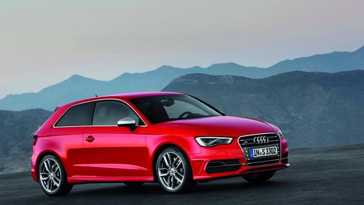 Audi S3 получит две дополнительные двери уже в следующем году