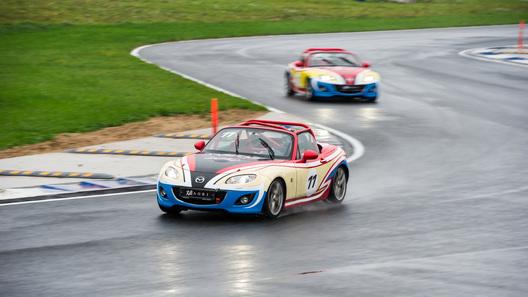 Смоленское кольцо содрогнулось от финала Mazda Sport Cup