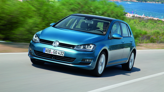 Новый VW Golf с дизельным мотором получил полный привод