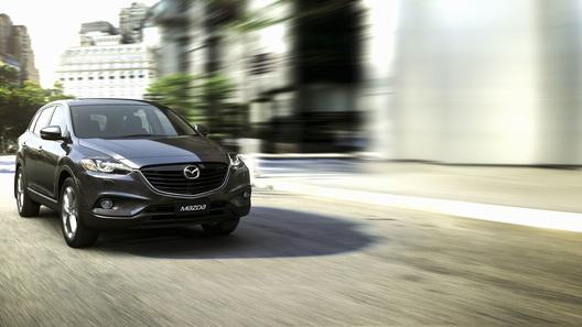 Состоялась мировая премьера обновленного Mazda CX-9