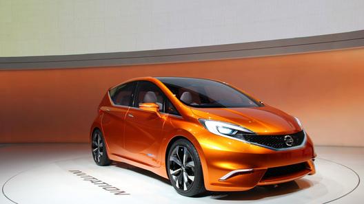 Nissan выпустит конкурента VW Golf уже через год