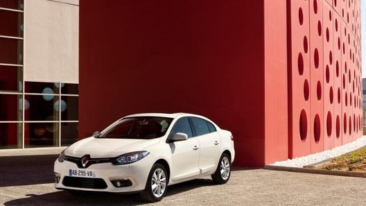 Renault представили обновленный Fluence