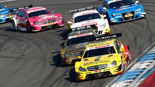 Mercedes-Benz откажется от чемпионата DTM в пользу электрической