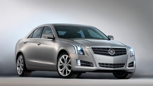 Cadillac ATS будет стоить в России от 1,7 млн рублей