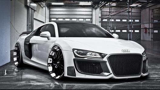 Тюнеры превратили Audi R8 в