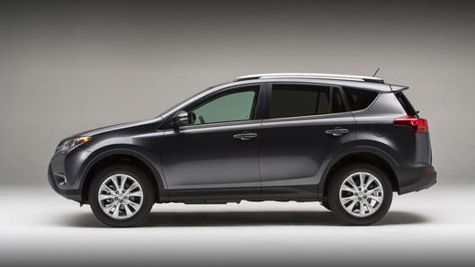 Новая Toyota RAV4: сегодня - первый тест-драйв
