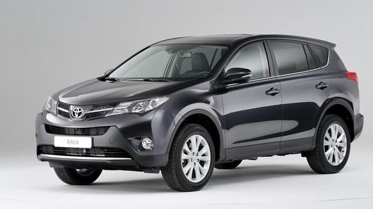 Toyota начинает прием российских заказов на новый RAV4