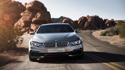 BMW официально представил новую серию – 4 Series