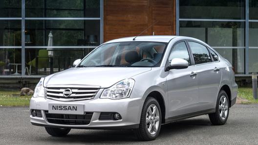 Новый Nissan Almera будет стоить 429 000 рублей