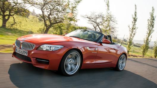 Родстер BMW Z4 обновлен к 2013 модельному году