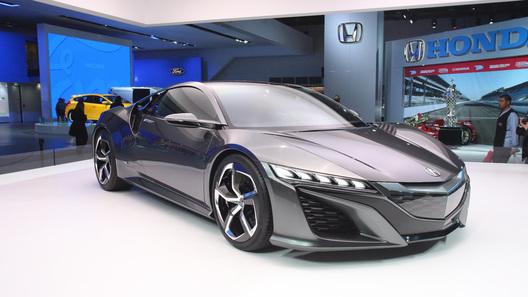 Honda построит новый завод для выпуска суперкара NSX