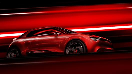 Kia анонсировала новый концепт для Женевского автосалона