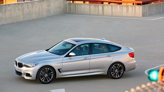 BMW полностью рассекретил 3 Series Gran Turismo