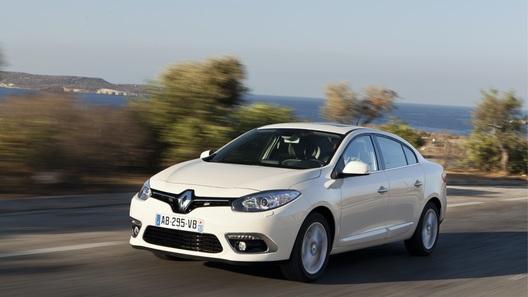 Новый Renault Fluence появился в российских автосалонах