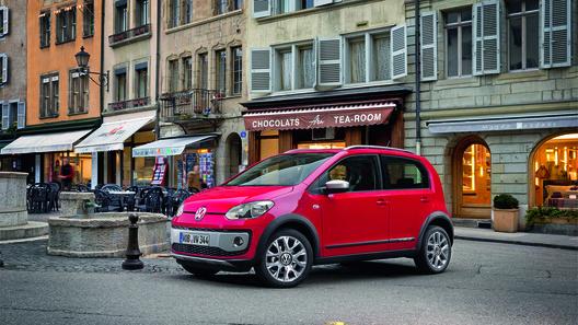 Крошка-внедорожник от Volkswagen приедет на Женевский автосалон