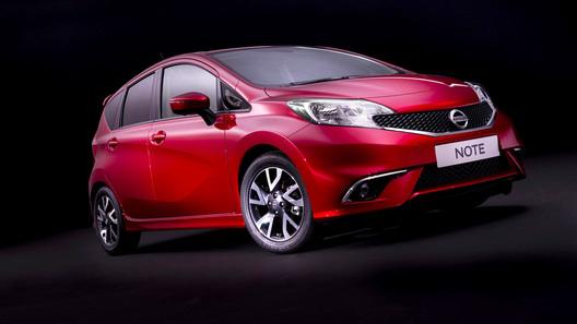 Nissan покажет в Женеве новый Note для Европы