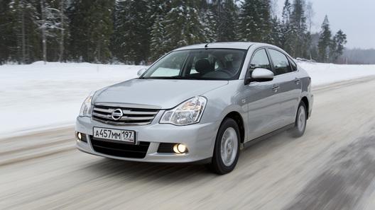 Новый Nissan Almera: узнаем Renault Logan в новом японском