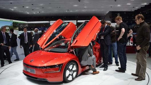 Самый экономичный автомобиль в мире обойдется в 110 тысяч евро