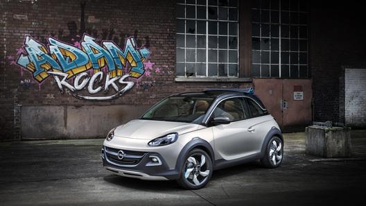 Кабриолет Opel Adam все ближе к конвейеру