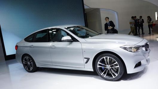 Новейший BMW 3 Series GT будет стоить в России от 1,5 млн рублей