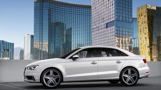 Audi A3 Sedan будет стоить минимум 990 тысяч рублей