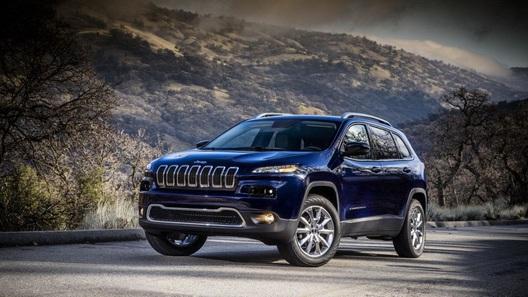 Jeep покажет в Женеве дизельный Cherokee