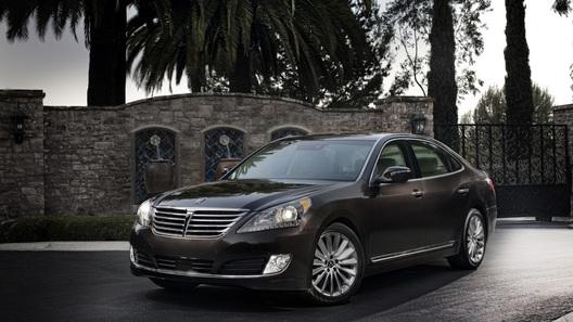 Обновленный Hyundai Equus будет стоить на 100 тысяч дороже
