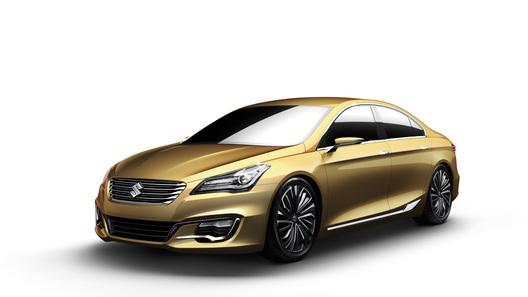 Suzuki не выпустит новый седан за пределы Китая