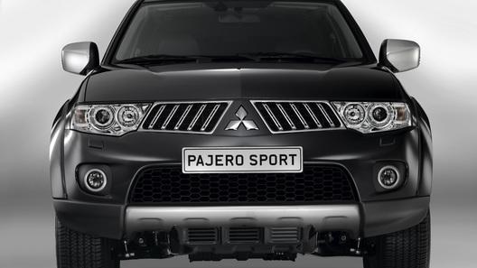 Российская сборка Mitsubishi Pajero Sport начнется в июле