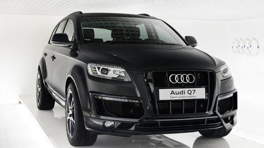 Audi попросила тюнинг-ателье ABT поработать над Q7 ради россиян