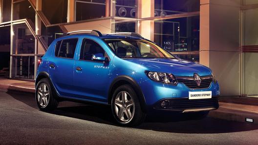 В Интернете рассекретили Renault Sandero для России