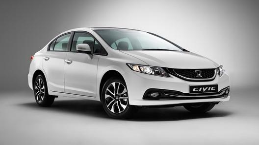 Новый Honda Civic обойдется россиянам в 779 000 рублей