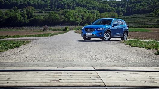Предвкушаем российский дебют дизельной версии Mazda CX-5