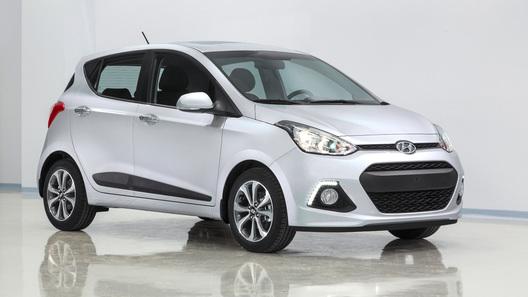Новый Hyundai i10 стал просторнее