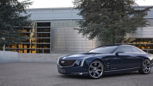Cadillac приготовил новый концепт будущего флагмана
