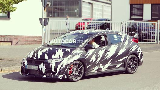 Новый Honda Civic Type-R будет