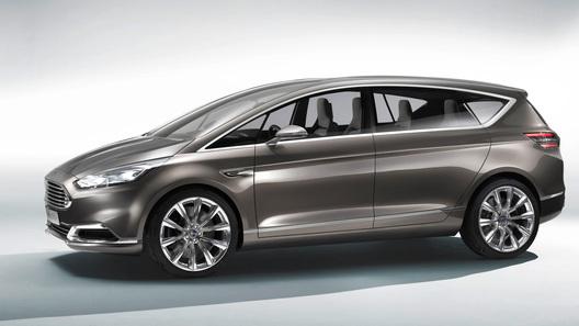 Новый минивэн Ford измерит пульс пассажирам
