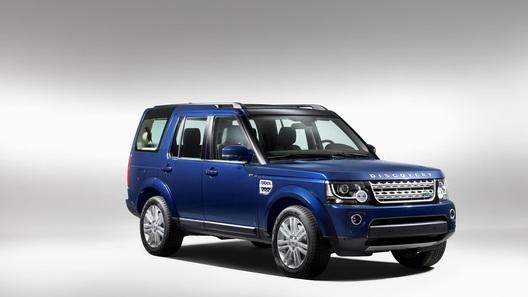 Land Rover обновил популярный внедорожник Discovery