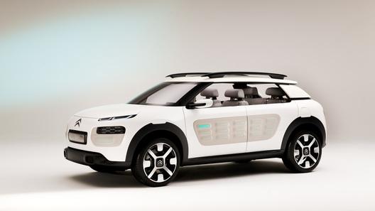 Новую модель Citroen покажут публике 5 февраля