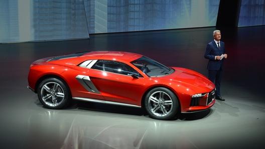 Audi хочет выпустить концепты Nanuk и Sport Quattro на дороги