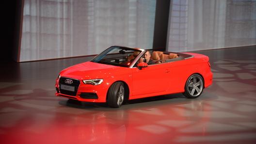 Audi презентовала A3 Cabriolet