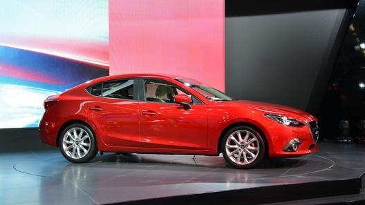 Mazda презентовала во Франкфурте новую