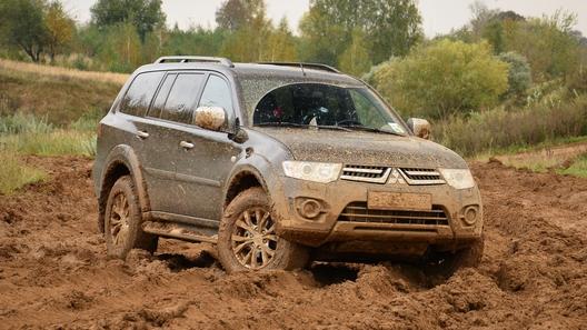 Mitsubishi Pajero Sport: сделано в России