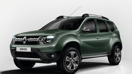 Африканский Renault Duster поспешили объявить российским