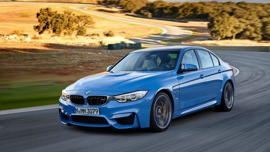 Седан BMW M3 и купе BMW M4 представлены официально