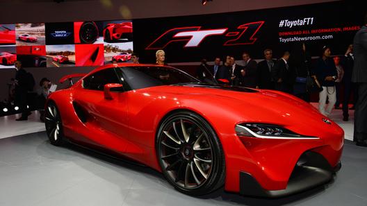 Toyota дразнит фанатов машиной из компьютерной игры